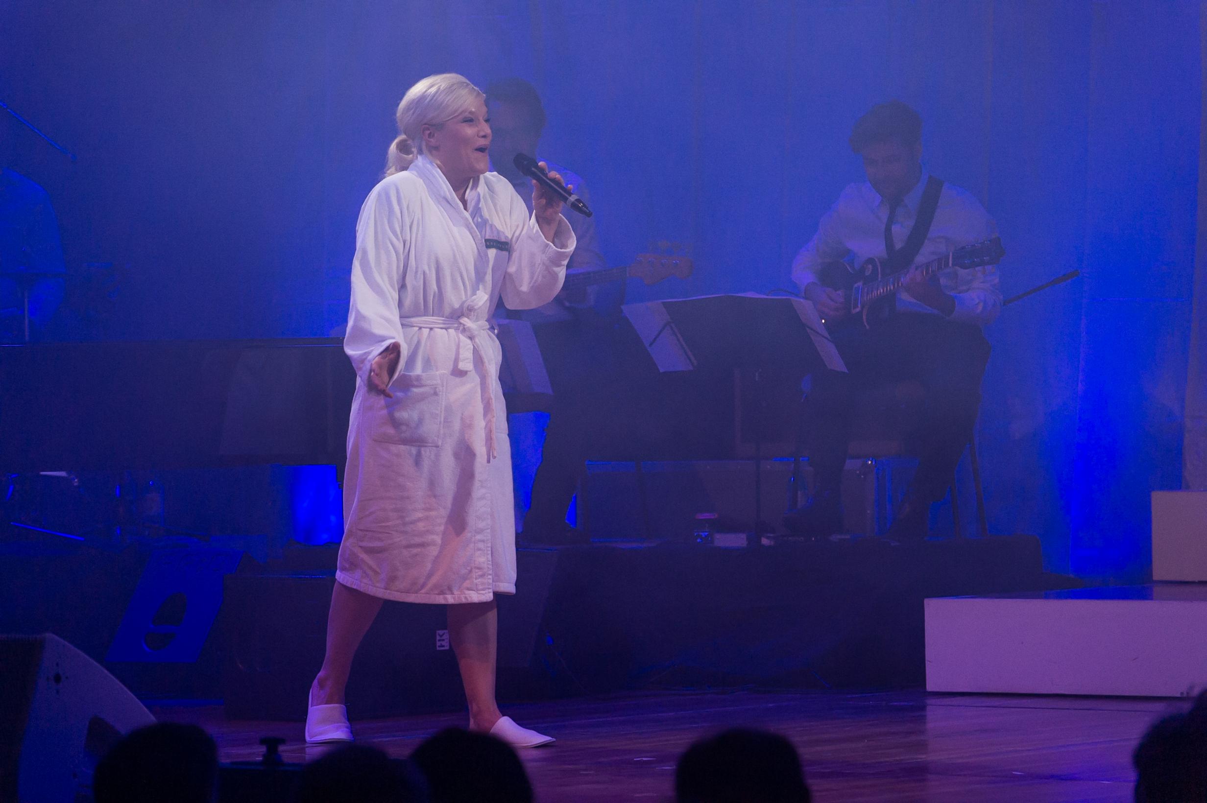 Die Gala der Rampensaeue am 09.05.2015 UdK Konzertsaal                                             © Claudius Pflug
